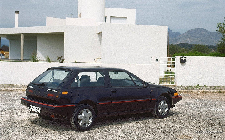Volvo 480 1987 157dfb89
