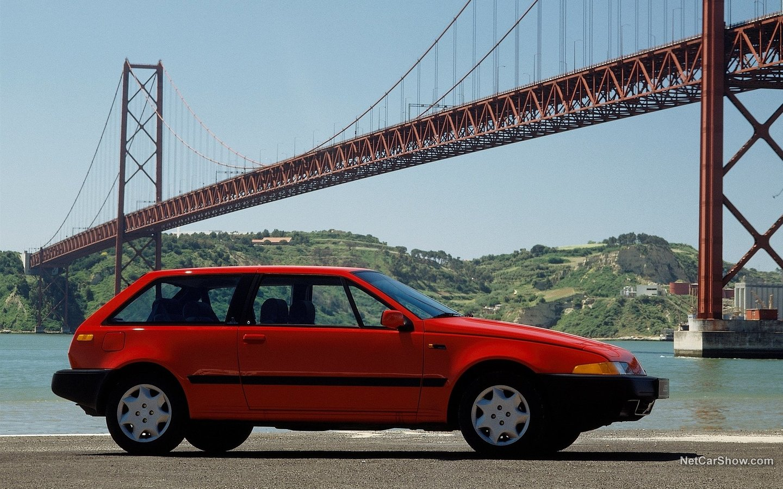 Volvo 480 1987 d5348302