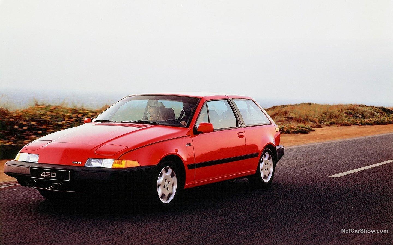 Volvo 480 1987 ee6fad50