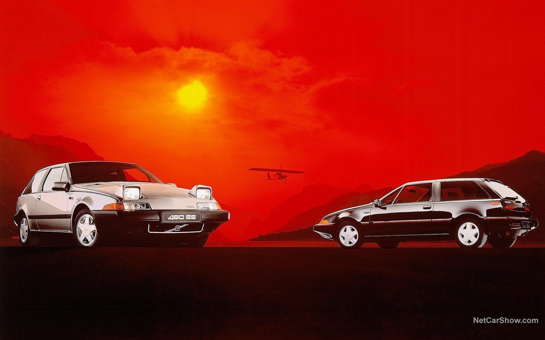Volvo 480 1987 f604211f