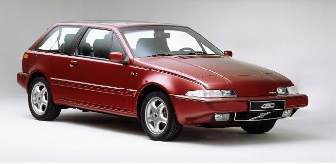Volvo 480 ES 1985 Sans titre 2