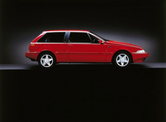 Volvo 480 ES 1986 media