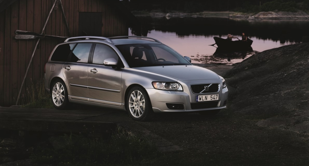 Volvo 50 V50 2012