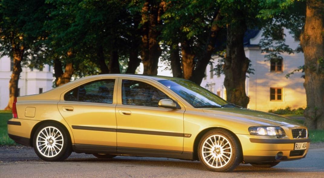 Volvo 60 S60 2000 d