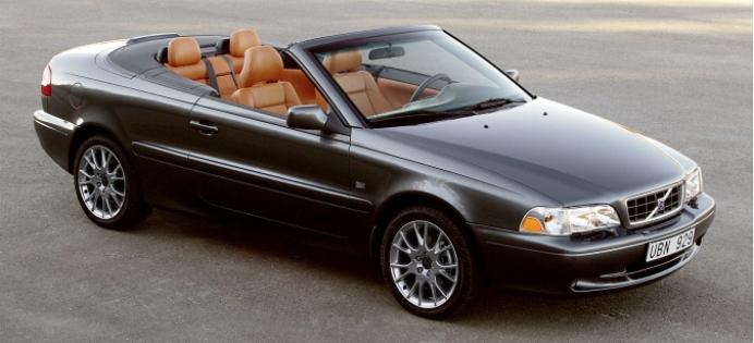 Volvo 70 C70 Collection Convertible 2002 mediav 1