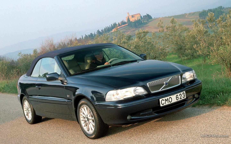 Volvo 70 C70 Convertible 2001 159e7828