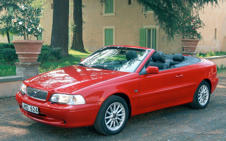 Volvo 70 C70 Convertible 2001 d8d6a5ad