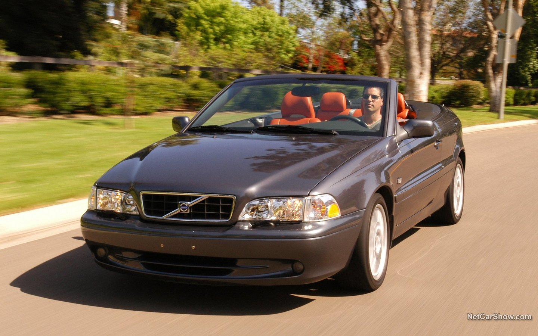 Volvo 70 C70 Convertible 2004 1815912d