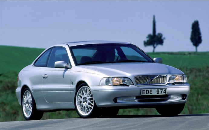 Volvo 70 C70 Coupe 1996 mediav 5