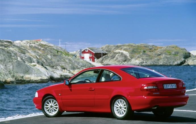Volvo 70 C70 Coupe 1996 mediav 9