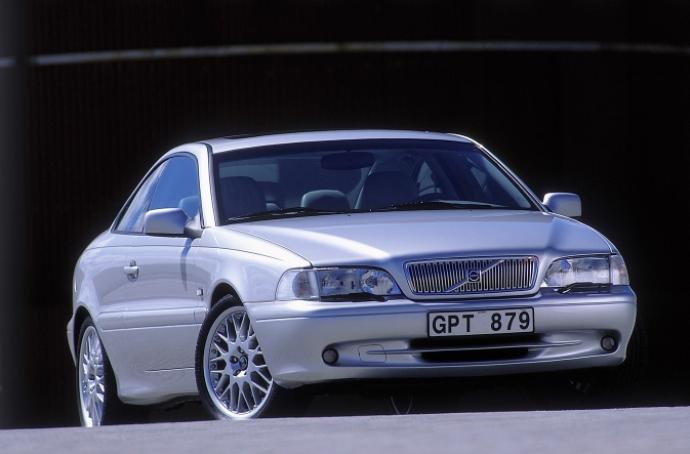 Volvo 70 C70 Coupe 1998 mediav 1