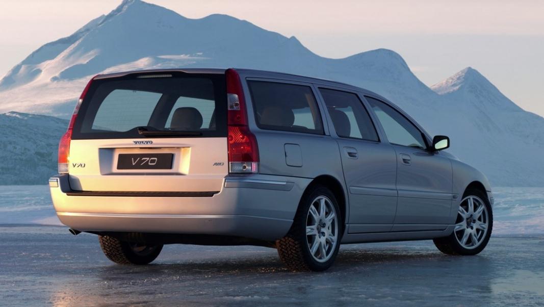 Volvo 70 V70 AWD 1996 mediav