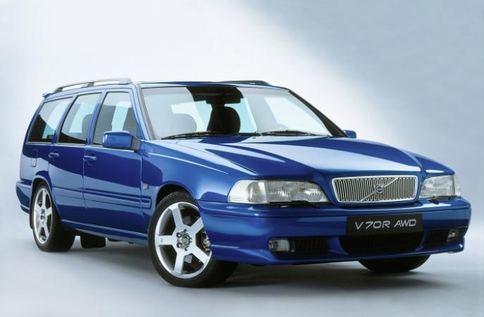 Volvo 70 V70 R AWD 1996 mediav 4