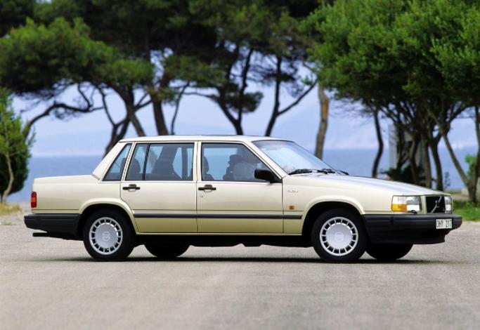 Volvo 740 GLE 1985