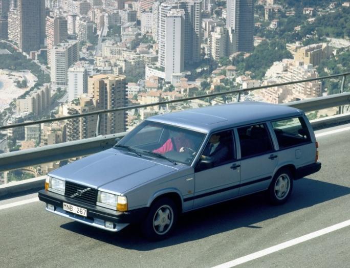 Volvo 740 Turbo 1985