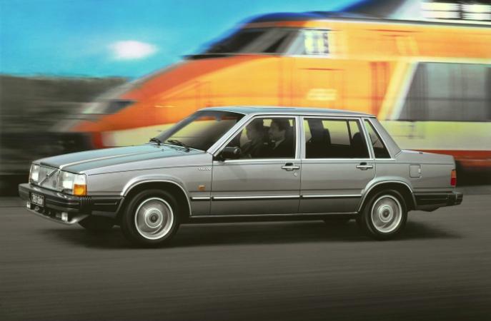 Volvo 760 1985
