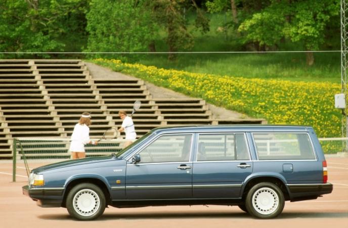 Volvo 760 GLE 1985 d
