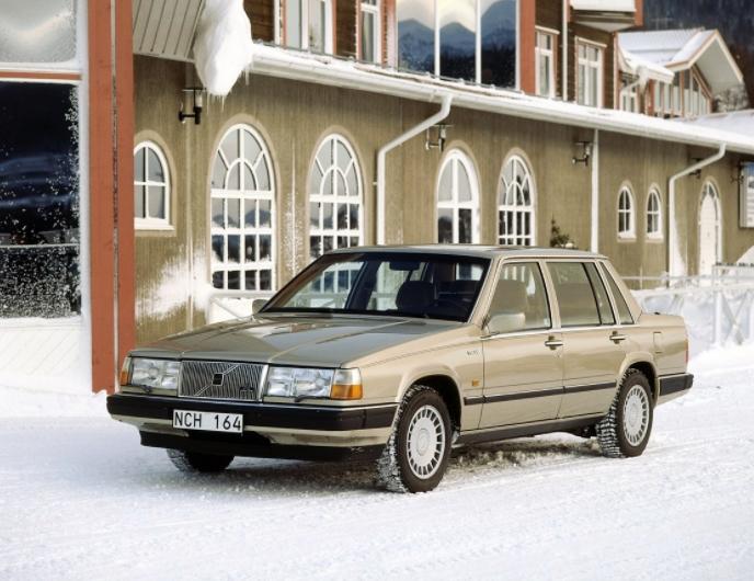 Volvo 760 GLE 1985 e