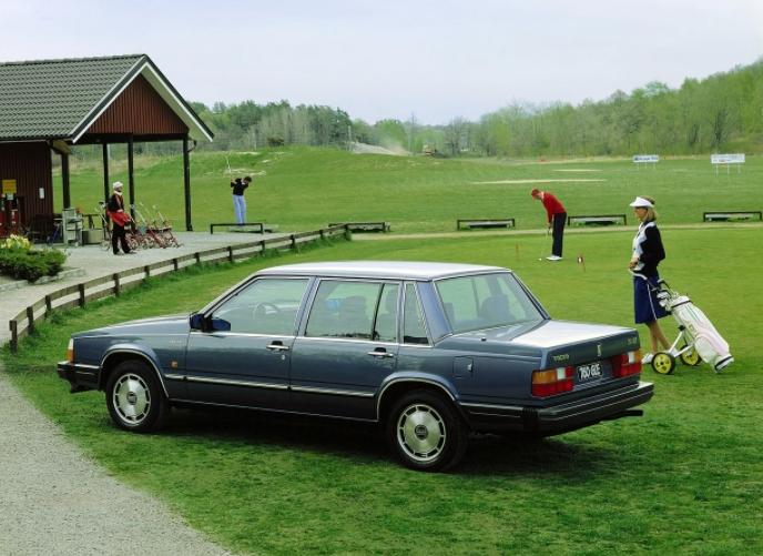 Volvo 760  GLE 1985