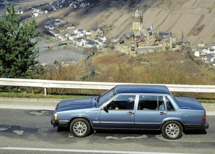 Volvo 760 Turbo 1985