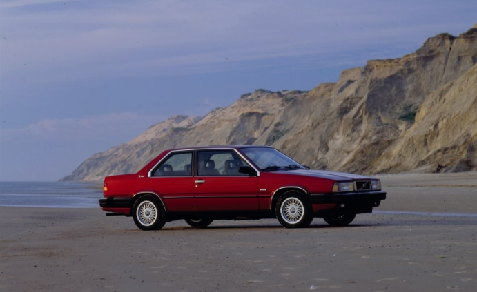 Volvo 780 1985 d