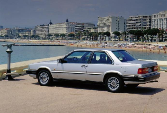Volvo 780 1985 e