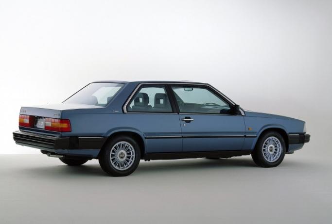 Volvo 780 1985 f