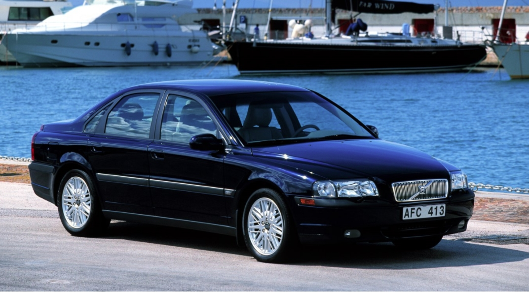 Volvo 80 S80 1998 mediav d