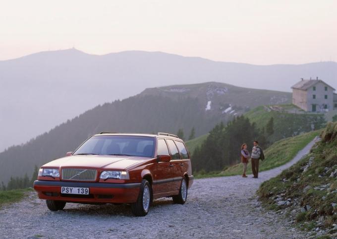 Volvo 850 1992 b