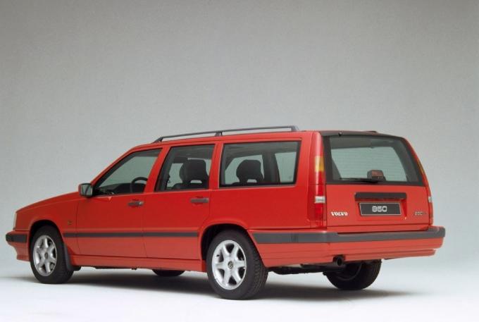 Volvo 850 GLT 1993 media
