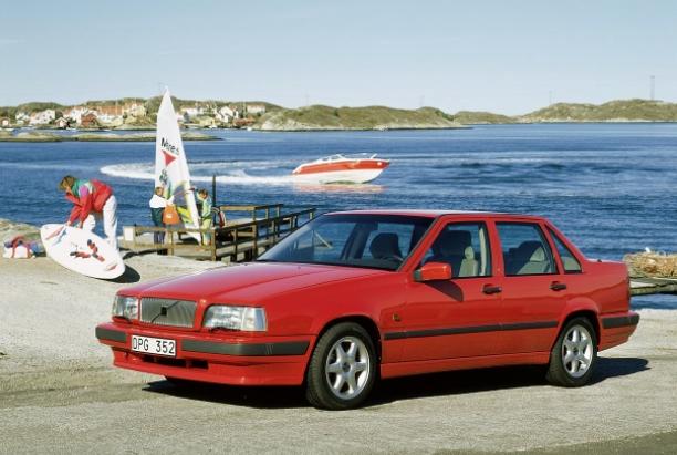 Volvo 850 GLT 1993 mediavolvo