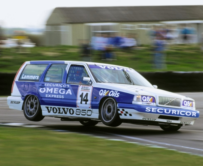 Volvo 850 Racing BTCC 1993