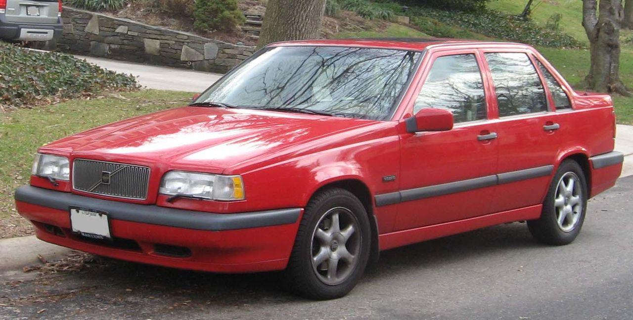 Volvo 850 Sedan 1991 by IFCAR en