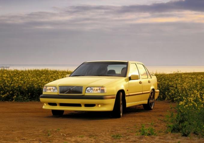 Volvo 850 T5-R 1992 b