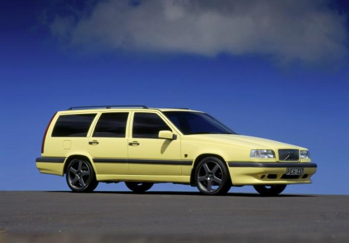Volvo 850 T5-R 1992