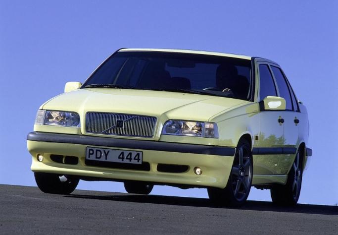 Volvo 850 T5-R 1993