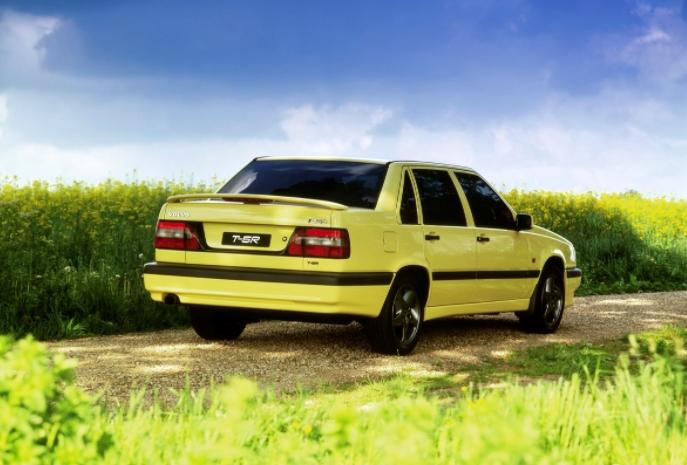 Volvo 850 T5R 1992 c