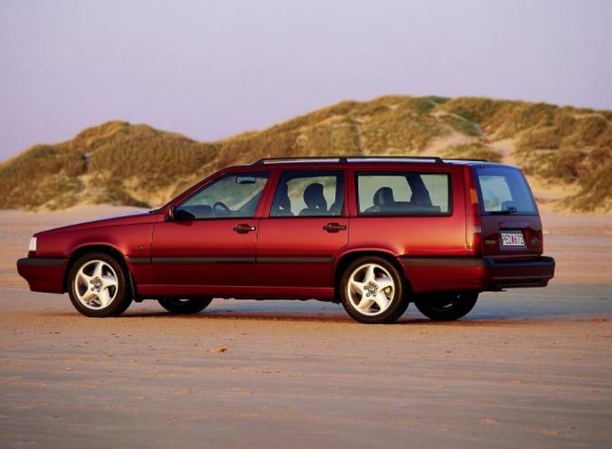 Volvo 850 Turbo 1992 b