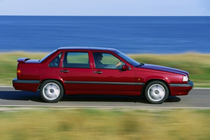 Volvo 850 Turbo 1992