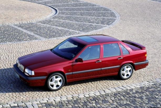 Volvo 850 Turbo 1996 media