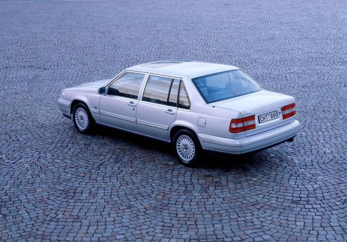 Volvo 90 S90 1997 c