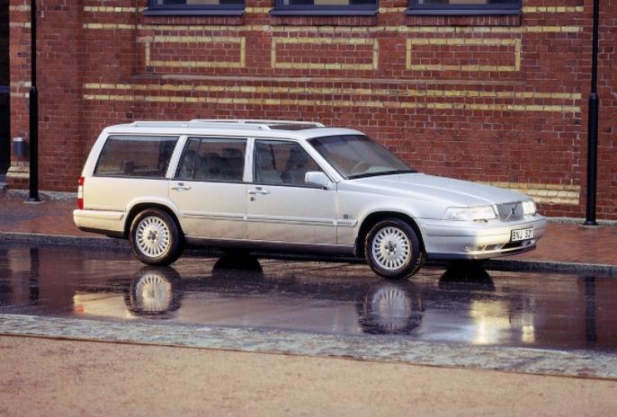 Volvo 90 V90 1996 a