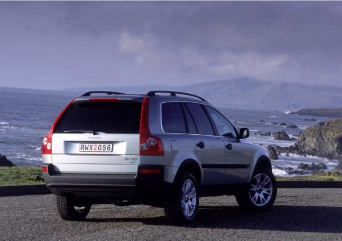 Volvo 90 XC90 2002 media 6