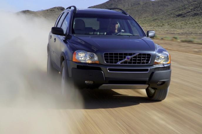 Volvo 90 XC90 V8 2006 mediav 2