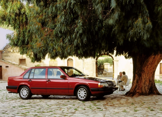 Volvo 940 1990 a