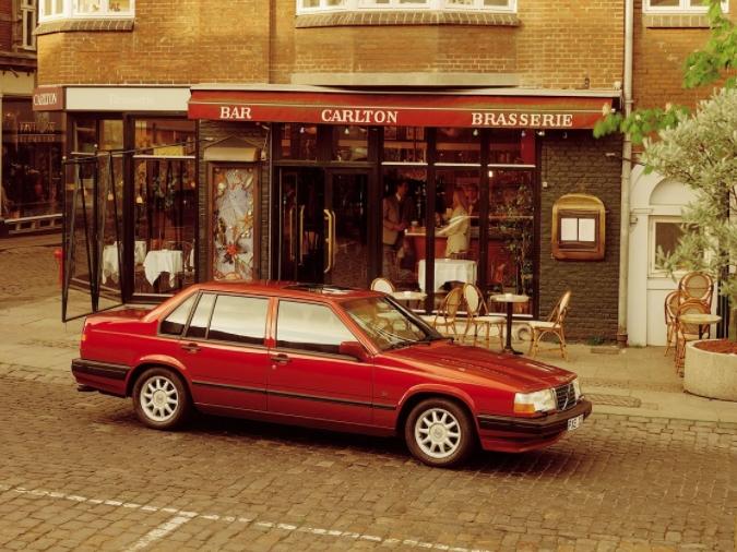 Volvo 940 1990 b