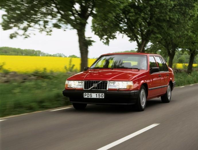 Volvo 940 1990 c