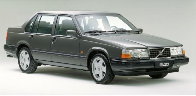 Volvo 940 1990 e