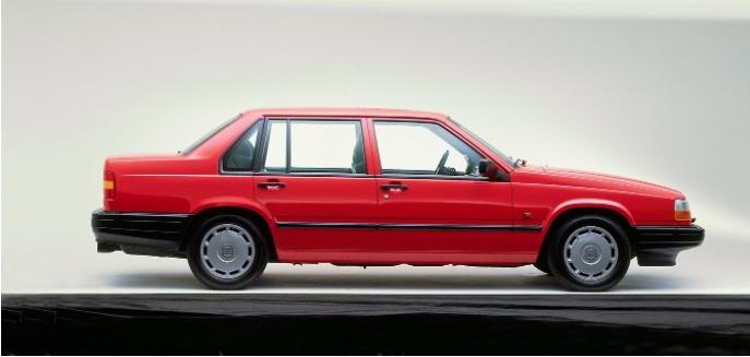 Volvo 940 1990 f