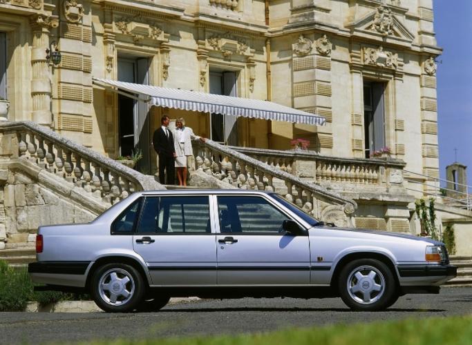Volvo 940 GLT 1990